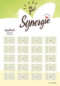 Synergiebroodspaarkaart
